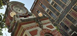 08 Edificações Históricas - Relógio Municipal - Foto Chris Pellet
