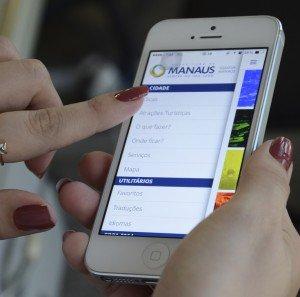 Prefeitura de Manaus lança primeiro site e aplicativo para turistas