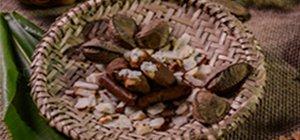 Torta de cupuaçu - Foto Pitadinha  pnto com