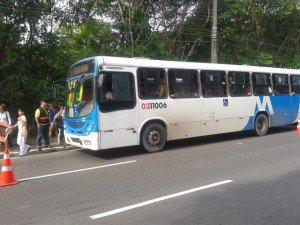 Frota de transporte coletivo ganha reforço no primeiro dia da Fan Fest