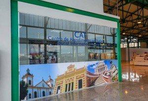Prefeitura entrega CAT do Porto de Manaus
