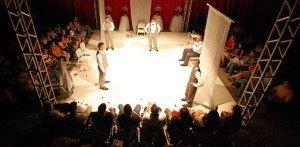 Les Artistes apresenta 'Vestido de Noiva' de Nelson Rodrigues
