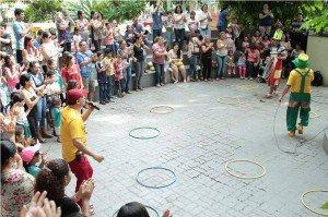 Parque Cidade da Criança recebe João e Maria em Cordel