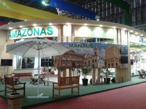 Prefeitura de Manaus leva boi-bumbá para feira internacional de turismo