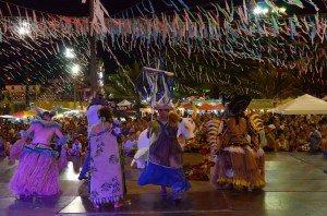 Mostra Folclórica começa nesta terça-feira