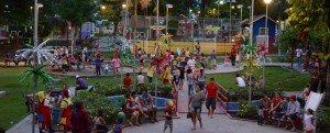 Parque Cidade da Criança realiza brincadeiras educativas