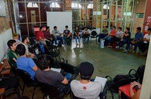 Com apoio da Prefeitura, oficinas e cursos de audiovisual agitam o circuito local